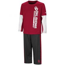 Colosseum Oklahoma Sooners 2018 Toddler Boys Tracksuit 4T
