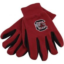 FOCO South Carolina Gamecocks Team Color Utility Gloves