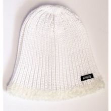 NHL Licensed Pittsburgh Penguins White Beanie Hat