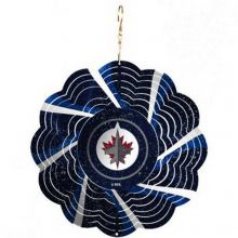 "NHL Officially Licensed Winnipeg Jets 4"" Geo Spinner"