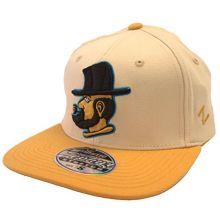 Appalachain State Mountaineers Zero G Flat Bill Hat Size Small