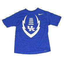 Augusta Sportswear NCAA Licensed Kentucky Wildcats Youth T-Shirt (Size 7)