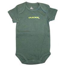 NCAA Licensed Oregon Ducks Bodysuit Creeper Crawler (0-3 Months)