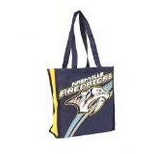 "Littlearth Nashville Predators Medium Tote Bag 13"" x 14"" x 5"""