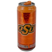 Cool Gear Oklahoma State University Can, 16 oz, Orange/Black