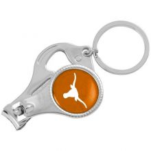 NCAA Texas Longhorns Nail Care Key Chain