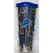 Boelter Brands Detroit Lions 22 oz. Metallic Look Tumbler