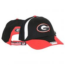 NCAA Officially Licensed Georgia Bulldogs Established On Date Adjustable Basebal