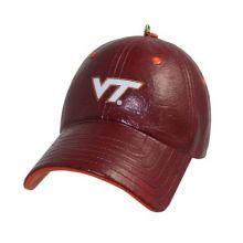 NCAA Virginia Tech Hokies CAP Ornament