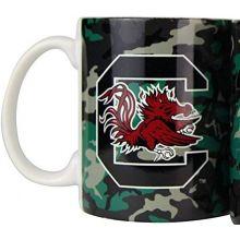 Boelter South Carolina Gamecocks Camouflage 11oz Coffee Mug