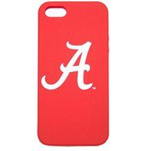 Bama NCAA Licensed iPhone 5 Phone Case (Alabama Crimson Tide)