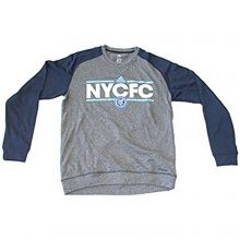 MLS Officially Licensed New York City Football Club Dri Fit ClimaWarm Fleece Two