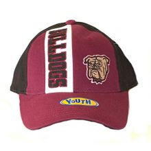 Starter NCAA Officially Licensed Mississippi Bulldogs Youth Hat Cap Lid