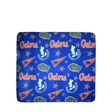 The Northwest Company NCAA Officially Licensed Mickey With Stars Fleece Throw Blanket (Florida Gators)