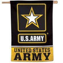 "WinCraft United States Army Vertical 28"" X 40"" Flag"