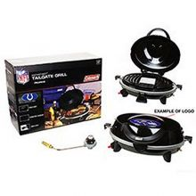 NFL Licensed Indianapolis Colts Instastart Tailgate 5000 BTU Propane Grill