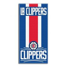 Northwest NBA Los Angeles Clippers Beach Towel, 30 X 60 Inches