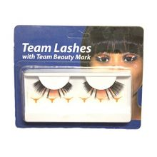 Little Earth Productions NCAA Licensed Team Lashes Eyelash Extensions (Texas Longhorns)