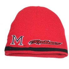 Donegal Bay Miami (Ohio) Redhawks Red Reversible Script Beanie