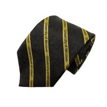 Donegal Bay NCAA Missouri Tigers Prep Necktie, One Size, Gold/Black