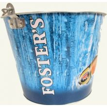 Fosters Blue Ice Bucket