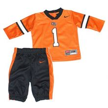 Augusta Sportswear NCAA Licensed Oregon State Beavers 2 Piece Pant and Jersey Set (3-6 Months)