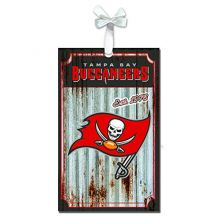Team Sports America 3OT3829MC Metal Corrugate Ornament