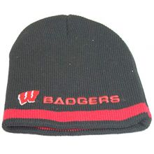 Donegal Bay Wisconsin Badgers Reversible Beanie