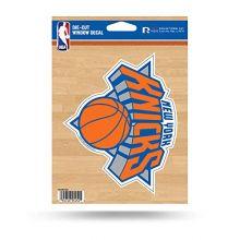 NBA Rico Industries Die Cut Vinyl Decal, New York Knicks