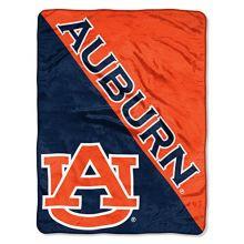 "Auburn Tigers ""Halftone"" Micro Raschel Throw Blanket, 46"" x 60"""