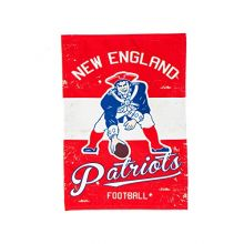 Team Sports America 13L3818VINT New England Patriots Vintage Linen