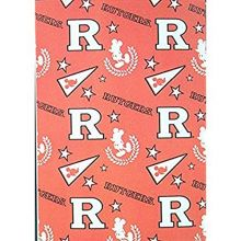 """The Northwest Company Officially Licensed NCAA Rutgers Scarlet Knights 50""""X60"""" Mickey Mouse Character Fleece Throw"""