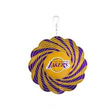 "NBA Officially Licensed 10"" Team Logo Geo Spinner (Los Angeles Lakers)"
