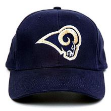 Fan Apparel Los Angeles Rams LED Light Up Baseball Hat