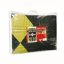 Logo NCAA Licensed Wake Forest Demon Deacons Patchwork Quilt