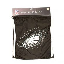 NFL Officially Licensed Basic Cinch (Philadelphia Eagles (Outlined))