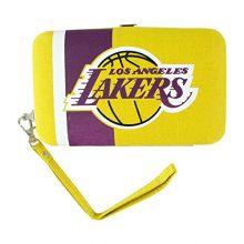 NBA Los Angeles Lakers Shell Wristlet