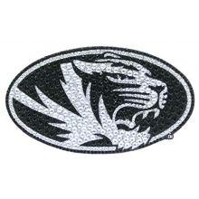 BBSports Missouri Tigers Head Bling Emblem