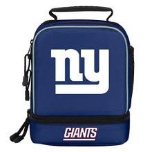 "NFL New York Giants ""Spark"" Lunch Kit, 9"" x 4.5"" x 7.25"""