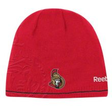 Ottawa Senators 2010-2011 Official Team Reversible Cuffless Knit