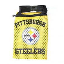 NFL Licensed Jersey Game Day Pouch Tote (Pittsburgh Steelers)