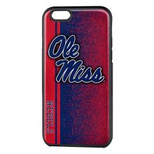 NCAA Mississippi Rugged Series Phone Case iPhone 63, One Size, One Color