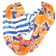 Auburn Tigers ZooZatz Women's State Pride Infinity Scarf
