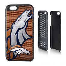 NFL Licensed Rugged iPhone 5 Phone Case (Denver Broncos)