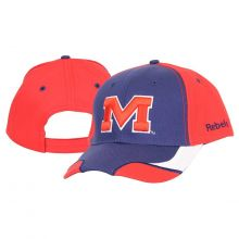 NCAA Officially Licensed University of Mississippi Ole Miss Adjustable Baseball Hat
