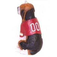 NFL Licensed San Francisco 49ers Team Dog Ornament