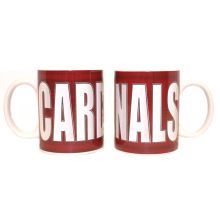 MLB Licensed 16 oz WordMark Mug Cup (St. Louis Cardinals)