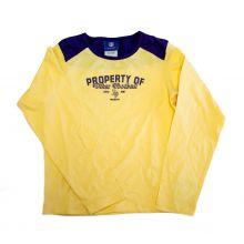 NFL Officially Licensed Minnesota Vikings Girls Long Sleeve Shirt (XLarge 16)