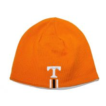 NCAA Licensed Tennessee Volunteers Reversible Embroidered Knit Beanie Hat Cap Lid