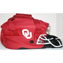 NCAA Officially Licensed University of Oklahoma Sooners 12-Can Helmet Shaped Coo